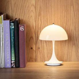 louis poulsen Panthella Portable USB LED table lamp with dimmer