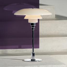 louis poulsen PH 3½-2½ glass table lamp
