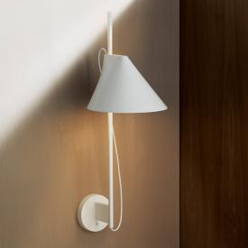 louis poulsen YUH LED wall light with dimmer and supply line