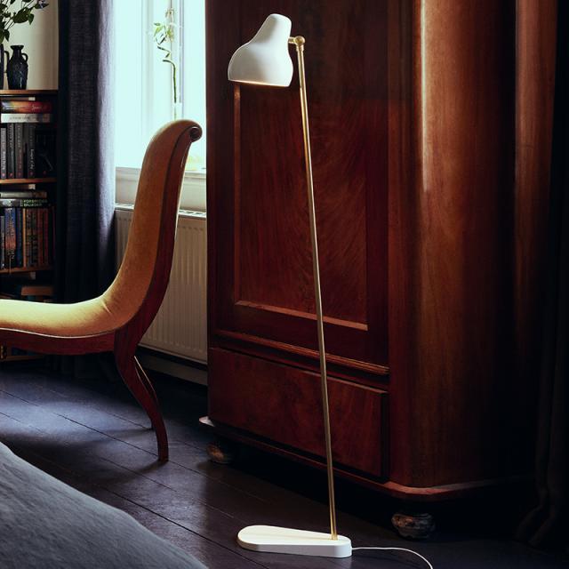 louis poulsen VL38 LED floor lamp with dimmer