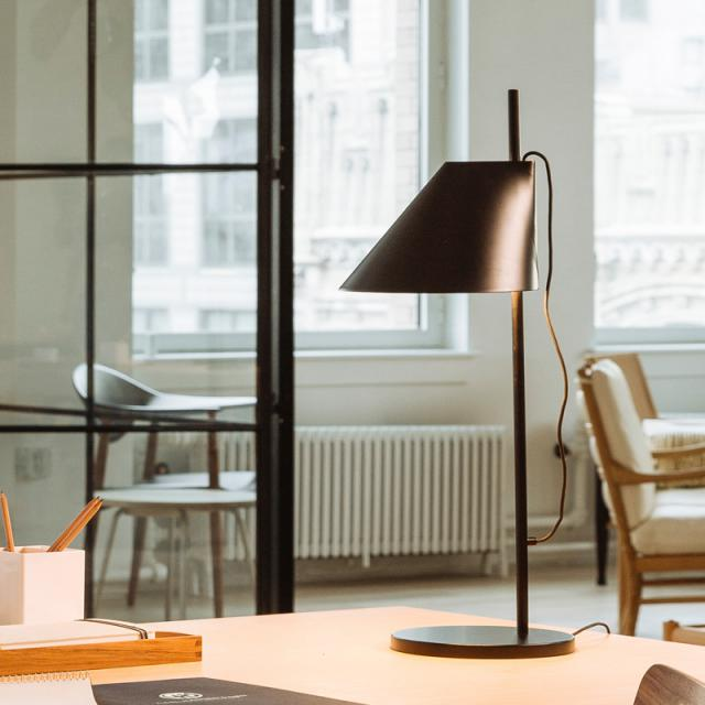 louis poulsen YUH LED table lamp with dimmer
