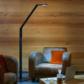 Luctra Floor Linear LED floor lamp