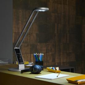 Luctra Table Radial LED table lamp
