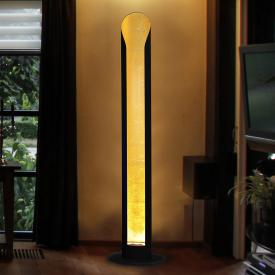 luce elevata open mind LED floor lamp with dimmer