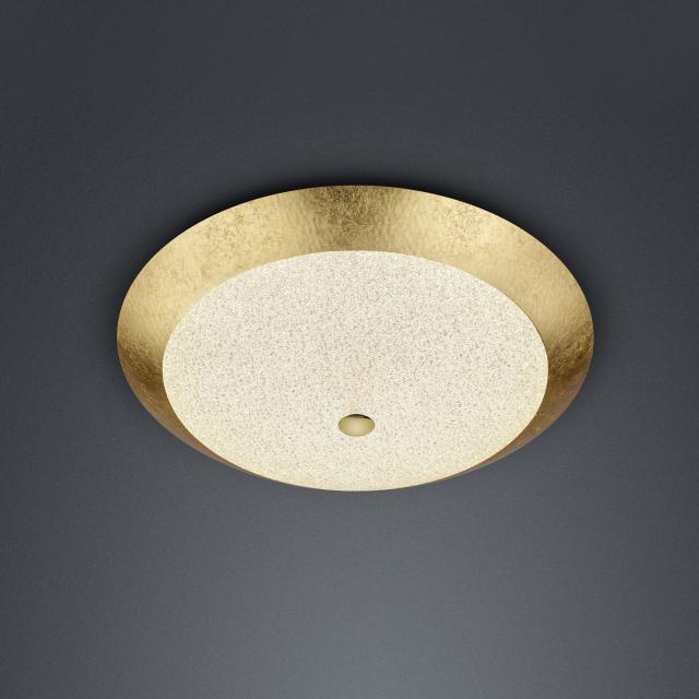 luce elevata classic gold LED ceiling light