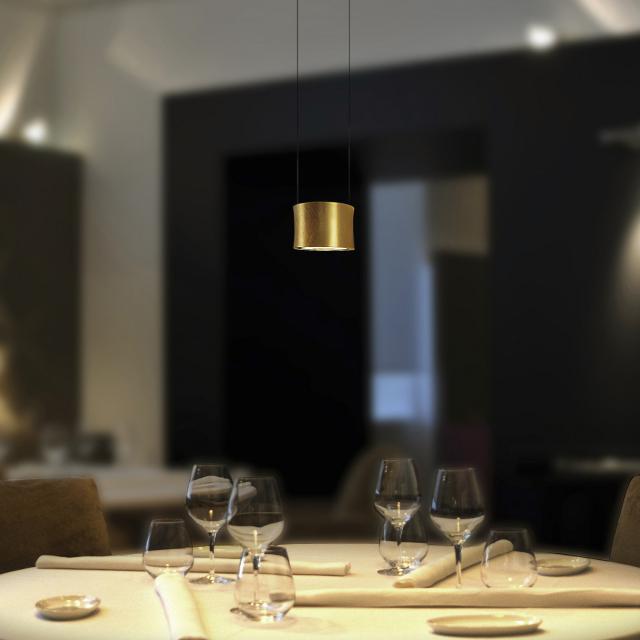 luce elevata impulse single LED pendant light 1 head