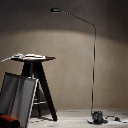 Lumina Daphine LED Terra floor lamp with dimmer