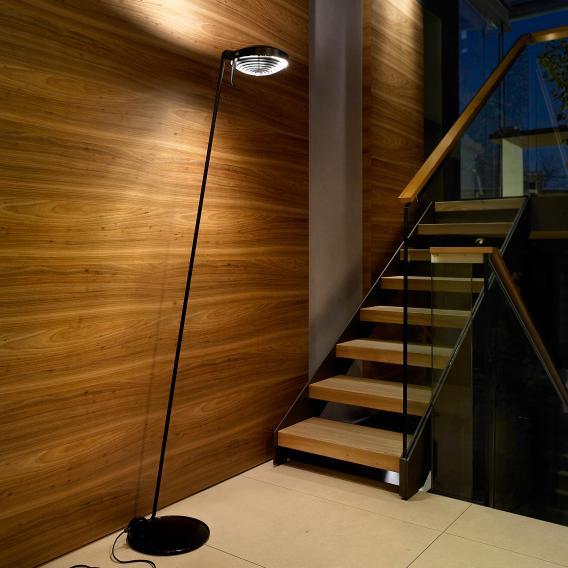 Lumina Elle 1 floor lamp with dimmer