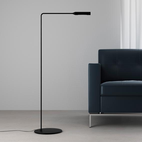 Lumina Flo Lounge LED floor lamp / reading light