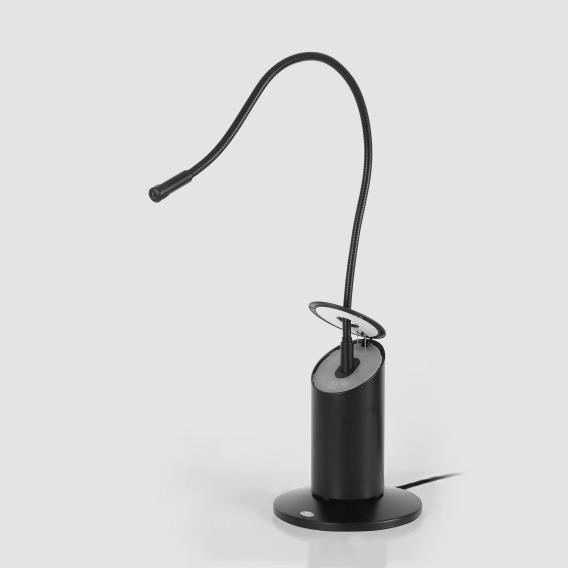 Lumina Zed table lamp with dimmer