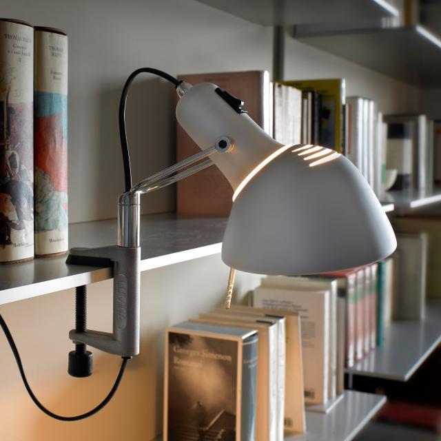 LUMINA Naomi lamp with clamp