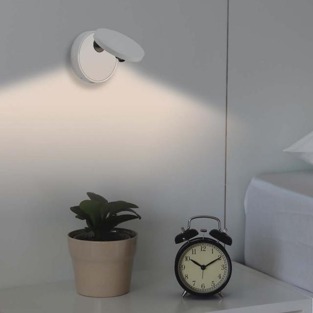 lumexx Dot LED wall light/spot light