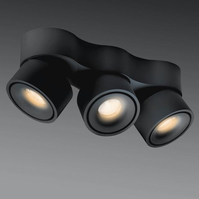 lumexx Easy Tripple LED ceiling light / spotlight, 3 heads