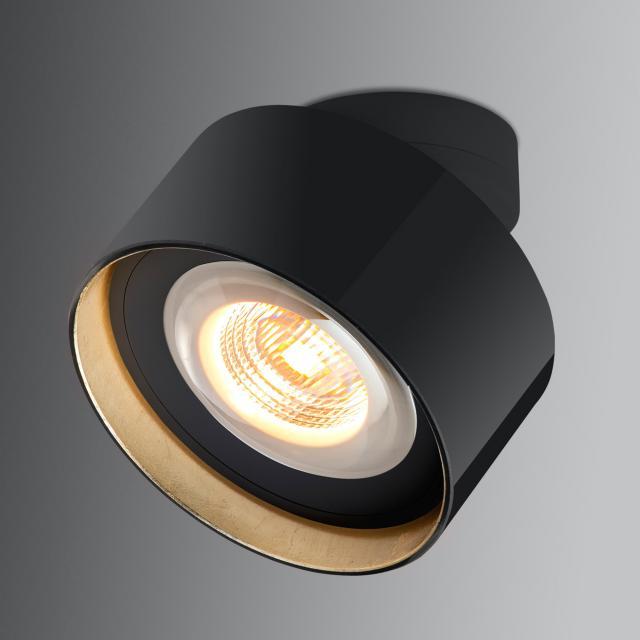 lumexx LUXX Glas LED ceiling light / spotlight