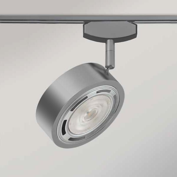 lumexx Spot One Night magnetic LED luminaire head for Magnetline