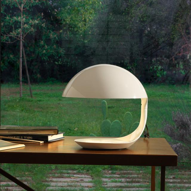 martinelli luce Cobra table lamp