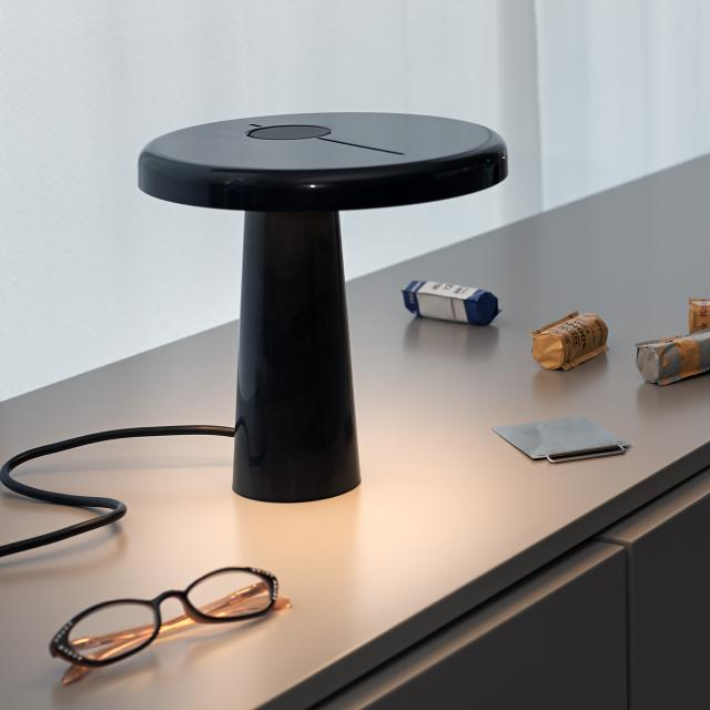 martinelli luce Hoop LED table lamp