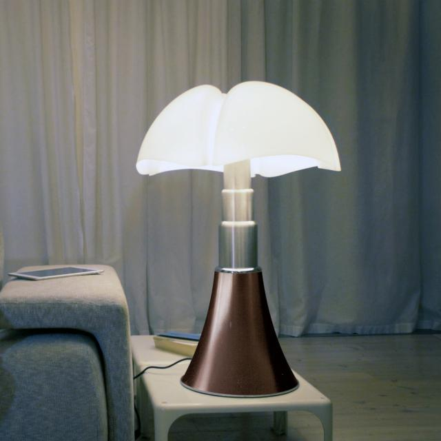martinelli luce Pipistrello LED table lamp with CCT and dimmer
