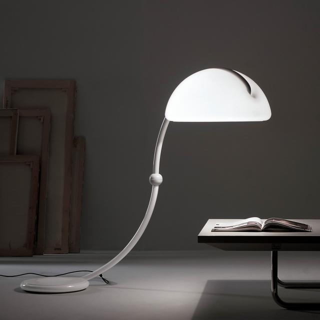martinelli luce Serpente floor lamp