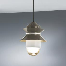 marset Santorini IP65 pendant light with canopy