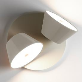 Marset Tam Tam A Base Mini wall light 2 satellite shades