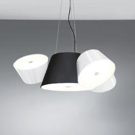 Marset Tam Tam Mini pendant light 3 satellite shades