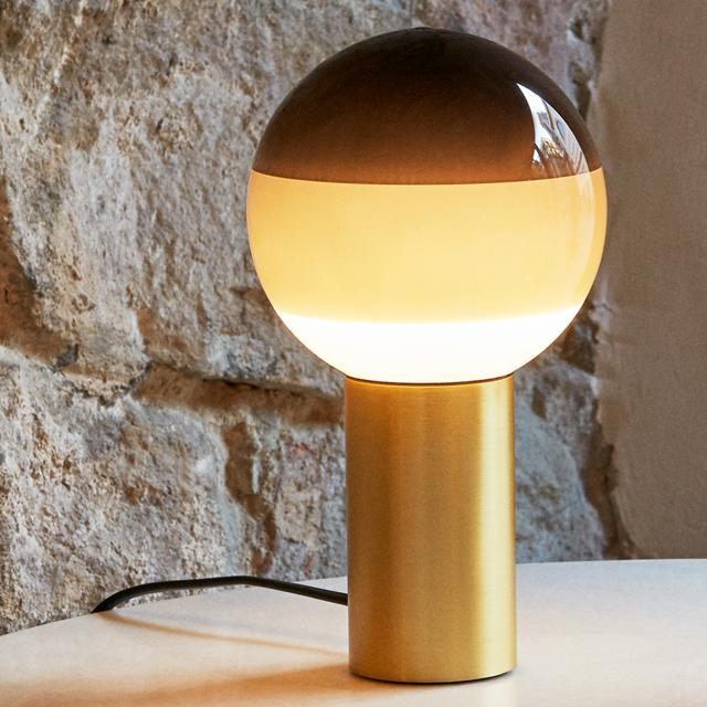 marset Dipping Light LED table lamp with dimmer