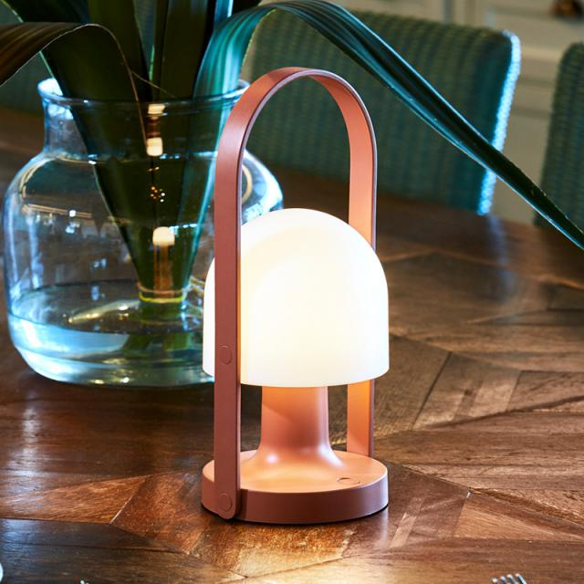 marset FollowMe USB LED table lamp with dimmer