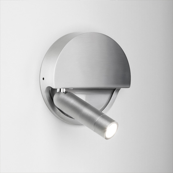 marset Ledtube R right LED wall light / spotlight