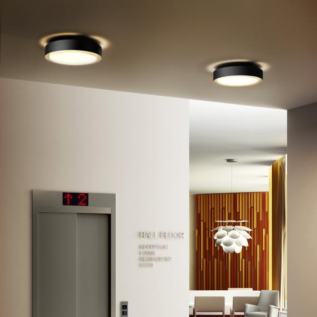 marset Plaff-On! IP54 ceiling light