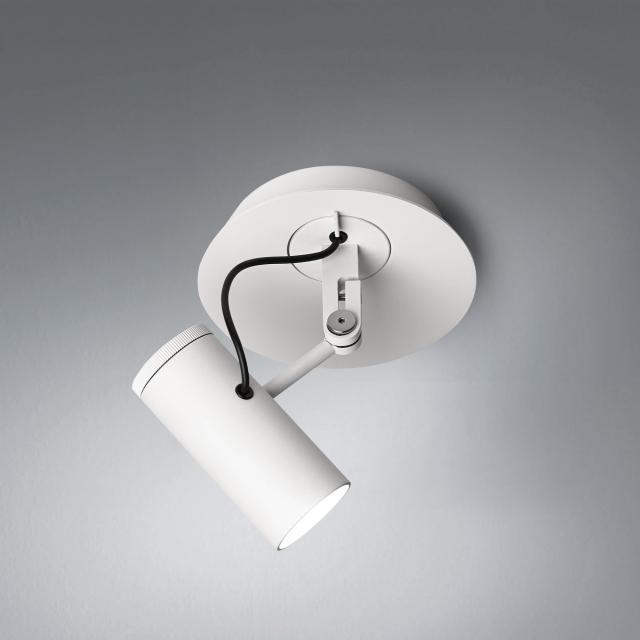 marset Polo Spot LED ceiling light / wall light