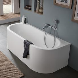 Mauersberger crispa freestanding oval bath