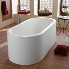 Mauersberger crispa freestanding oval bath