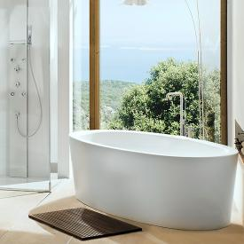 Mauersberger fusaca freestanding oval bath