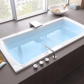 Mauersberger jucunda rectangular bath white