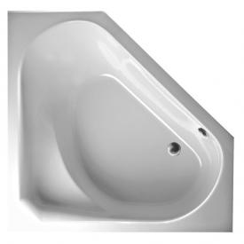 Mauersberger sedum corner bath white