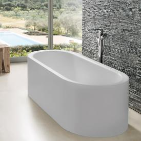 Mauersberger crispa 180 - type B freestanding oval bath