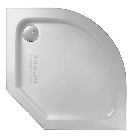Mauersberger argenta 90 flat special shower tray white