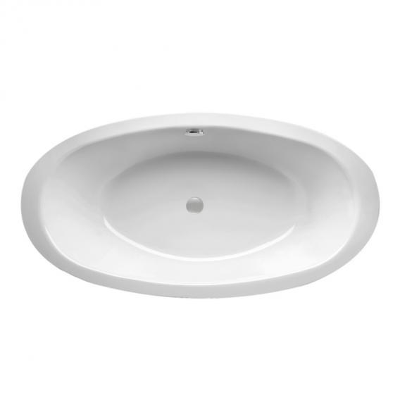 Mauersberger fusaca oval bath white