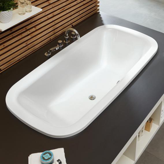 Mauersberger nivalis oval bath white