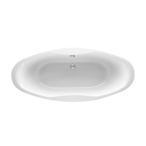 Mauersberger ubesa oval bath white