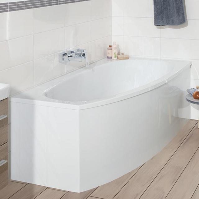 Mauersberger bombax compact bath white