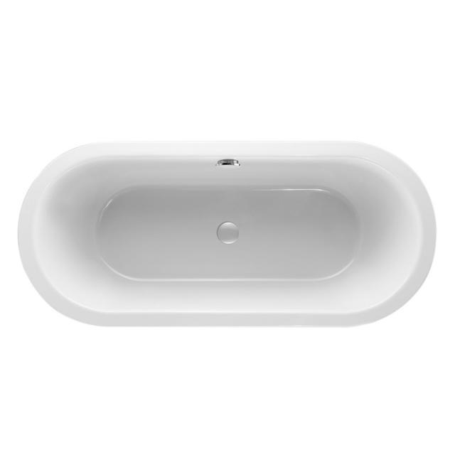 Mauersberger crispa duo oval bath white
