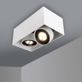 mawa LED mounted spotlight rectangular, dble