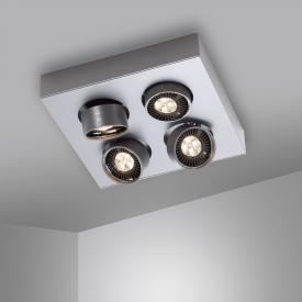 mawa LED mounted spotlight rectangular, quad.