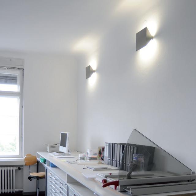 mawa britz 2 wall light