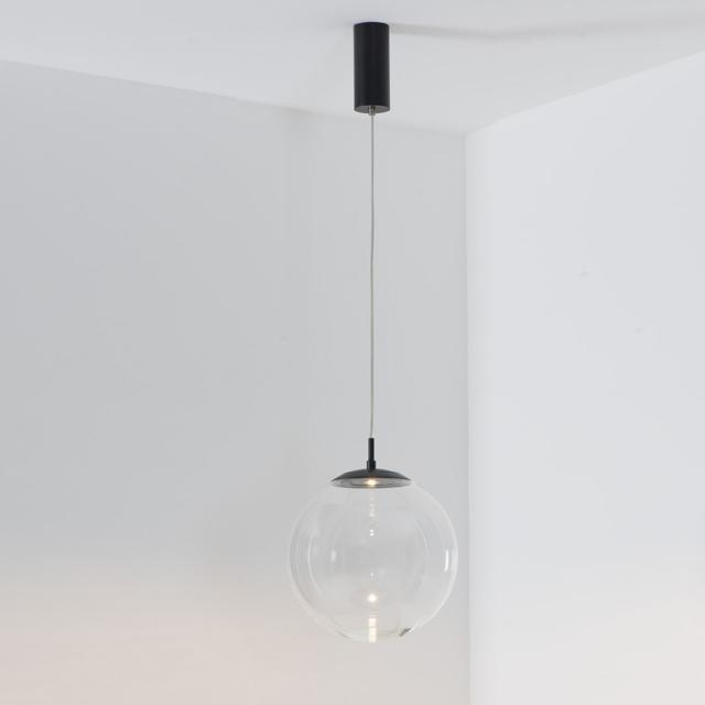 mawa glaskugelleuchte led ku3 pendant light
