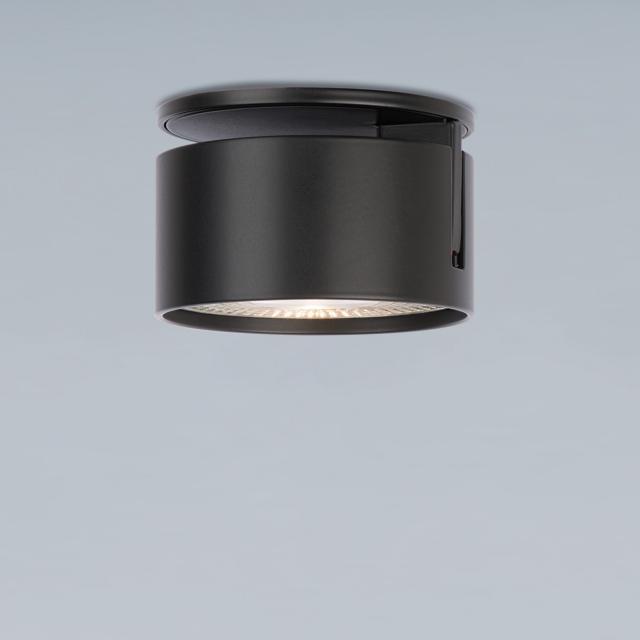 mawa LED recessed spotlight, round, visible