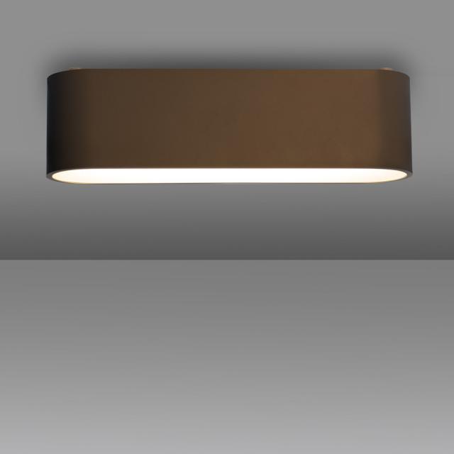 mawa oval office 3 LED ceiling light / wall light