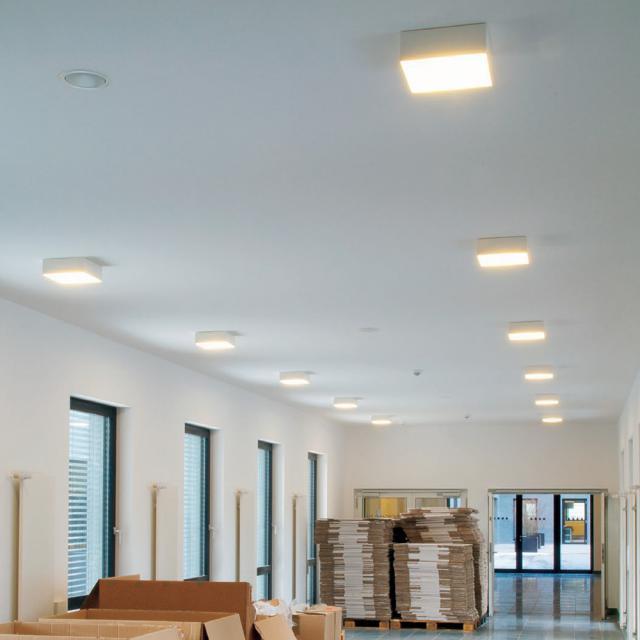 mawa quadrat 320 ab LED ceiling light / wall light